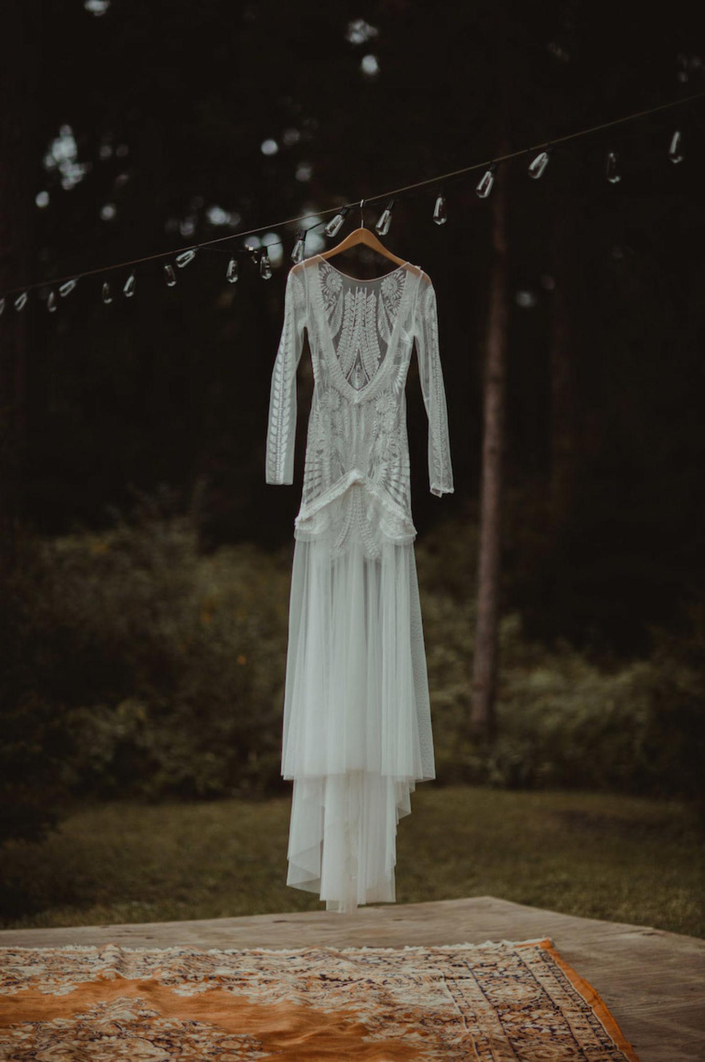 Buy rue de seine luca gown cheap online