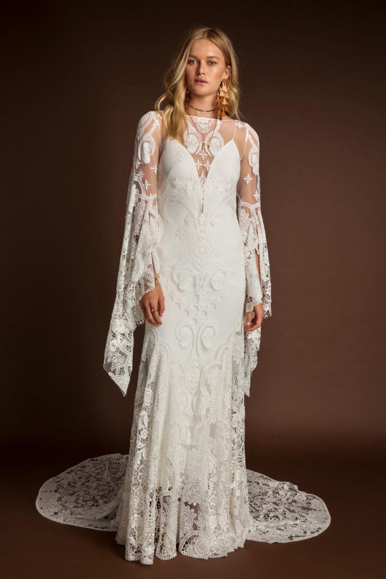 Boho Wedding Dresses Kansas City Saddha